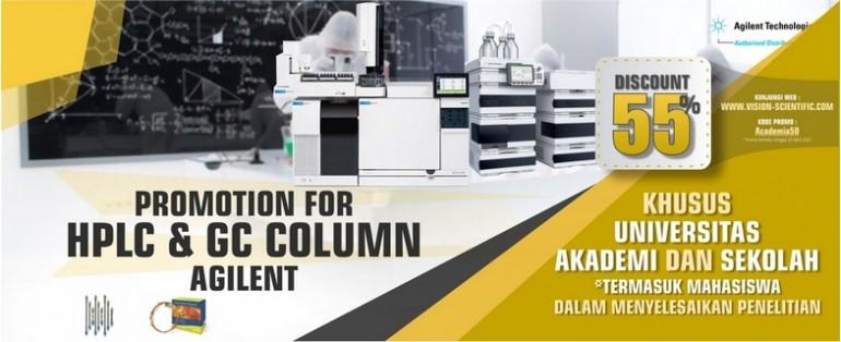 HPLC & GC COLUMN AGILENT